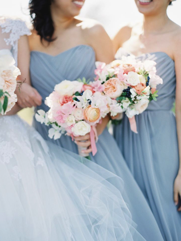 pantone 2016 bridesmaid dresses